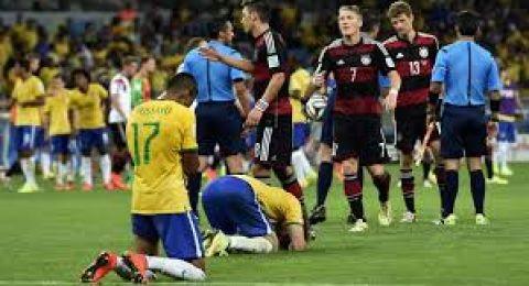 مونديال روسيا.. شبح الخروج المبكر يطارد ألمانيا والبرازيل