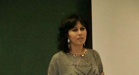 إيمان القاسم في محاضرة لطلاب جامعيين فلسطينيين وإسرائيليين: اصنعوا التغيير !