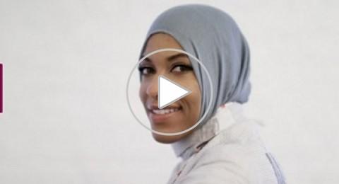 ابتهاج محمد أول فتاة مسلمة أمريكية فى أولمبياد البرازيل 2016