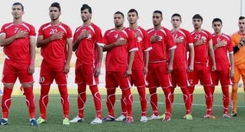 الاولمبي الفلسطيني يكتسح الشباب البحريني بسداسية في ختام لقاءاته الودية