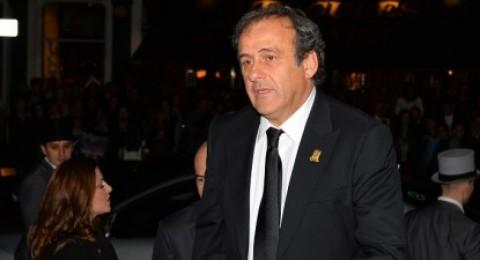 بلاتيني لن يخوض انتخابات رئاسة الفيفا ضد بلاتر
