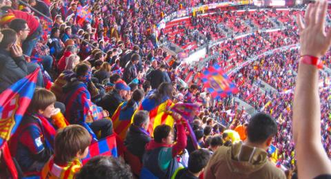 الأهداف العكسية تخدم برشلونة مجددًا.. ونجم البرسا يؤكد تميزه
