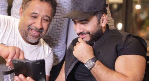 ديو غنائي سيجمع قريبا تامر حسني بالشاب خالد