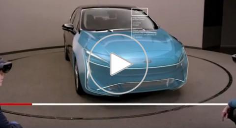 """""""فورد"""" تستخدم تكنولوجيا """"الهولوجرام"""" في تصميم سياراتها"""