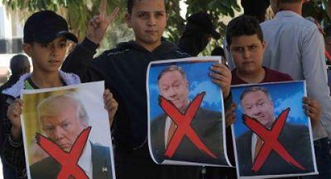 اصابة العشرات بالاختناق خلال قمع جيش الاحتلال لمسيرة كفر قدوم الاسبوعية