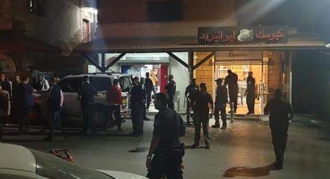 كفرقاسم : اطلاق النار واصابة شابين