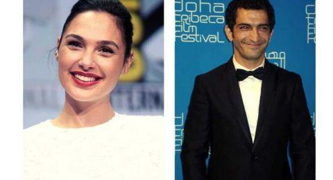 إسرائيل توجه رسالة لممثل مصري يشارك ممثلة يهودية في فيلم مشهور
