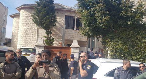 أم الفحم: الشرطة تصادر حواسيب واجهزة هواتف من بيت القيادي د. سليمان اغباريّة