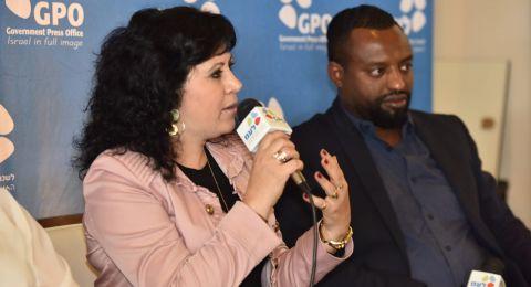 القاسم في مؤتمر مكتب الصحافة الحكومي: مطلوب من الإعلام العبري تغطية متعمقة لقضايا المجتمع العربي