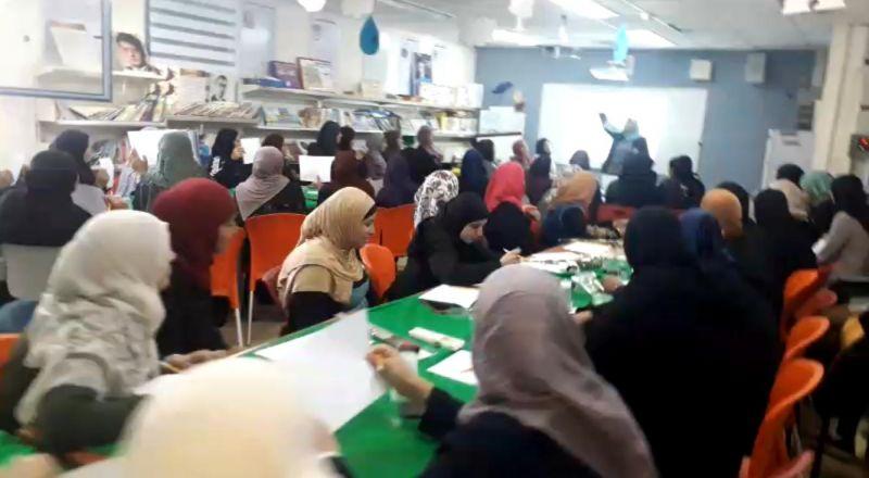 مدرسة السلام تنظم فعالية للأمهات في