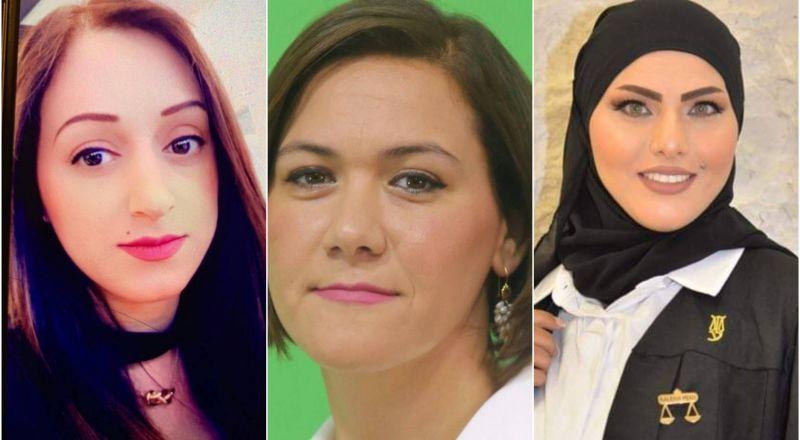 نساء يناشدن بإنصاف المرأة وعدم تعنيفها