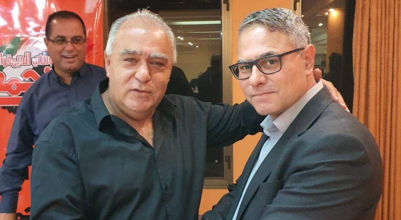 مركزيّة التجمع تنتخب أمينًا عامًا ونائبًا له ورئيسًا للحزب