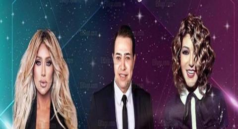 سميرة سعيد ومايا وحكيم في حفل رأس السنة ولكن .. بشروط !