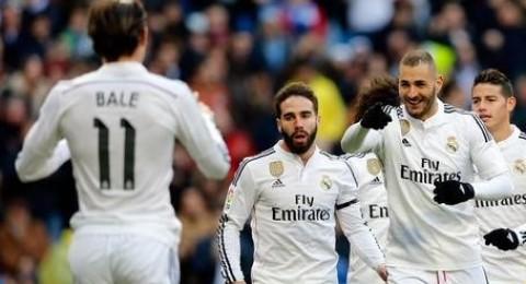 ريال مدريد يكتسح سويسداد برباعية في غياب كريستيانو