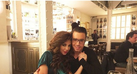 ميريام فارس في صورة حميمة مع… رامي القاضي!