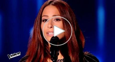 مشتركة لبنانية تسرق أضواء برنامج The Voice الفرنسي