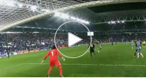 بالفيديو: ريال مدريد يسقط أمام اسبانيول