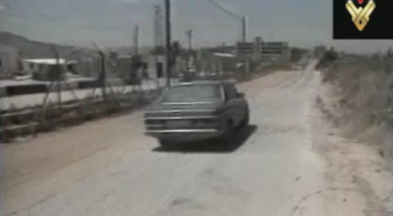 حزب الله ينشر لأول مرة مشاهد عملية اغتيال قائد القوات الإسرائيلية بجنوب لبنان عام 1999