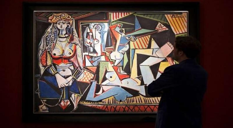 لوحات بيكاسو تتصدر المبيعات