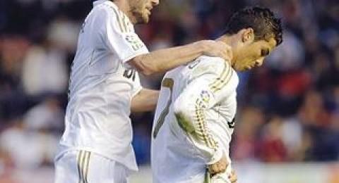 رونالدو يقود ريال مدريد لفوز عريض امام اوساسونا