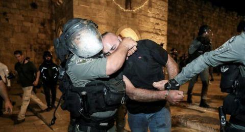 عدد المعتقلين في القدس منذ بداية رمضان فاق الـ100