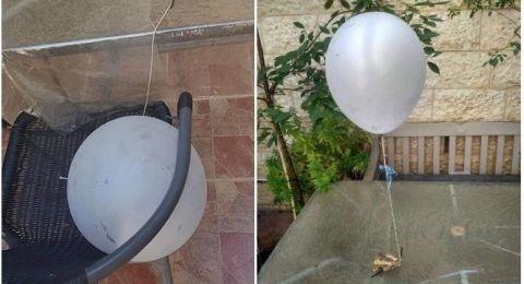 غزة تعود لإطلاق بالونات حارقة صوب الغلاف نصرة للقدس