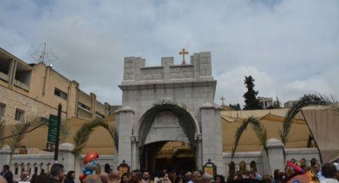الطوائف الشرقية تحتفل اليوم بأحد الشعانين