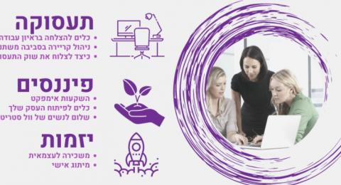 الثلاثاء حتى الخميس .. المؤتمر الاقتصادي للنساء في إسرائيل