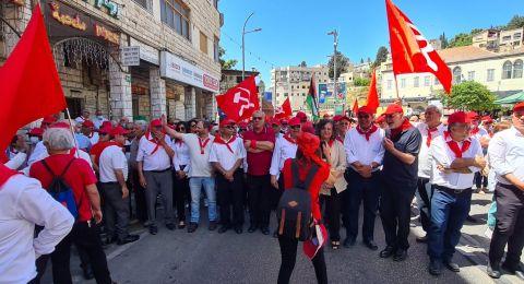باليوم العالمي للعمال.. الإحصاء: 344 ألف عاطل عن العمل في فلسطين