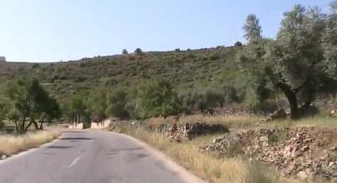 3 إصابات برصاص اسرائيلي في اللبن الشرقية جنوب نابلس