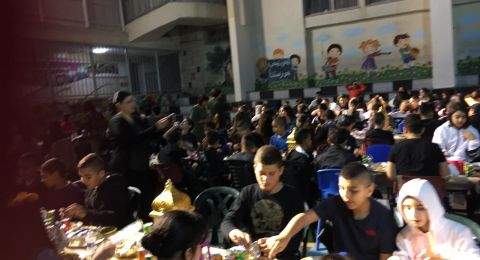 أمسية رمضانية تُعيد النكهة لطقوس وروحانيات الشهر الفضيل في المدرسة الجماهيريّة بئر الأمير-الناصرة