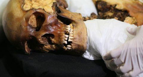 العثور على أول مومياء حامل عاشت في زمن كليوبترا