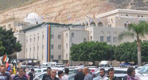 أبناء الطائفة الدرزية يحتفلون بزيارة مقام النبي شعيب اليوم