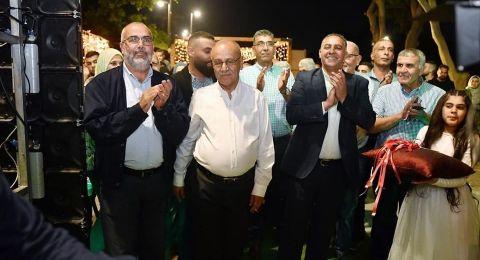 بمشاركة واسعة .. انطلاق ليالي رمضان ماركت في كفرقرع