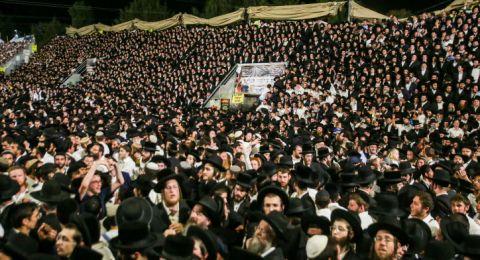 بعد السبت: إسرائيل تستأنف جهود التعرف على 12 جثة مجهولة بحادث التدافع في الجرمق