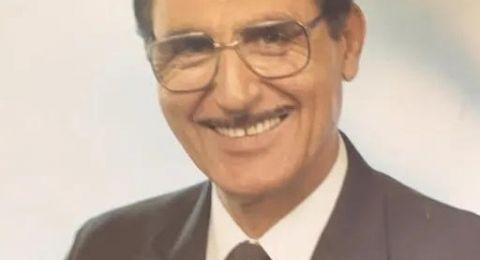وفاة عضو الكنيست السابق حسين ابراهيم فارس 86 عامًا