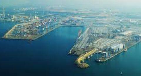 التوصل لاتفاق لإنهاء ازمة الاكتظاظات في مينائي اشدود وحيفا