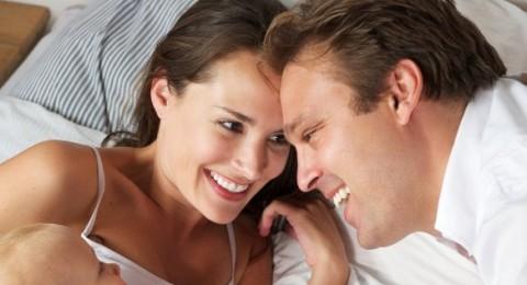 العلاقة الحميمة أثناء الرضاعة