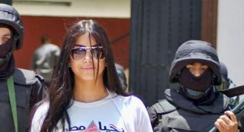 العراقية كلوديا حنا...لو اني مصرية لأدعم السيسي