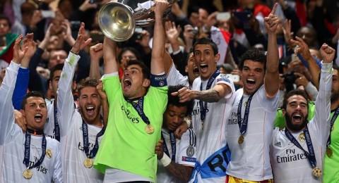 فوز ريال مدريد بدوري الأبطال