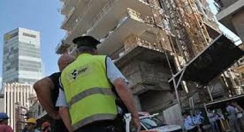 بيت شيمش: حادث عمل واصابة فلسطيني بجراح بالغة