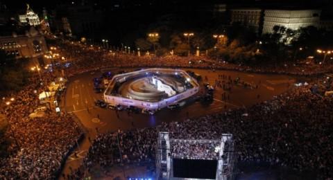 احتفالات جماهير ريال مدريد في سيبيليس تسفر عن 233 جريحا