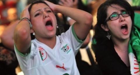 مونديال 2014..65 امرأة تسافرن وراء منتخب الجزائر في مونديال البرازيل