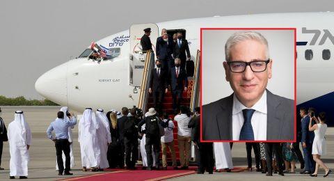 إسرائيل تعين أمير حايك سفيرا لها في الإمارات