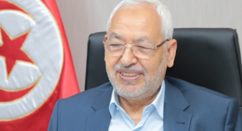 الغنوشي في مقابلة مع التلفزيون التركي: إعلام الإمارات وراء ما حصل في تونس واستهداف حركة النهضة