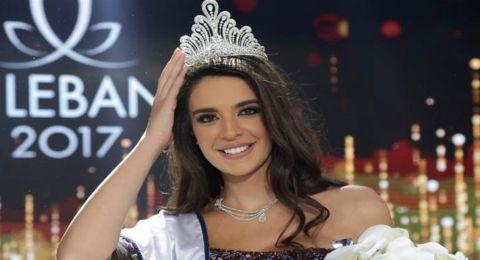 ملكة جمال لبنان السابقة تخطف الأنظار بفستان أخضر.. شاهدوا كيف بدت بيرلا الحلو