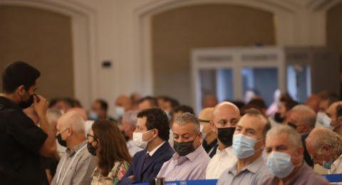 مشاركة كبيرة ومحاضرات هامة في المؤتمر الاقتصادي للمجتمع العربي بالناصرة