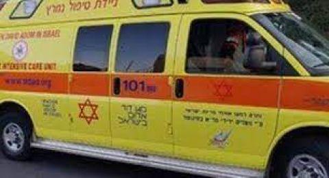 حيفا: اصابة سيدة(53 عاما) بجروح خطيرة نتيجة تعرضها للطعن