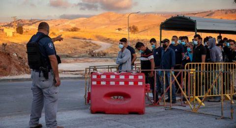 ابو مازن وغانتس يتفقان على زيادة عدد العمال الفلسطينيين في مجال البناء والفندقة