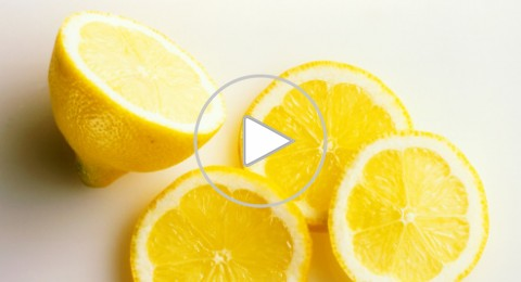 الليمون لعلاج البشرة والاسنان والاظافر ايضاً